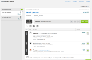 expense management software