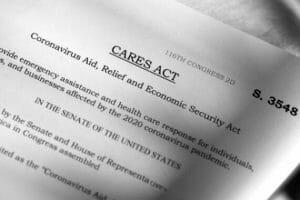 Coronavirus Aid, Relief and Economic Security Act