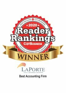 New Orleans CityBusiness Reader Rankings