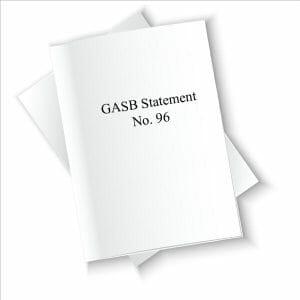 GASB Statement No. 96
